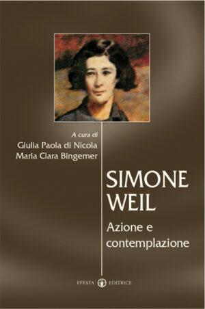 Copertina del libro Simone Weil