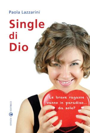 Copertina del libro Single di Dio