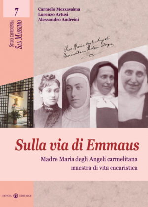 Copertina del libro Sulla via di Emmaus