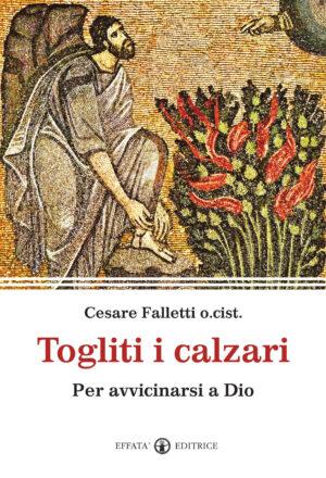 Copertina del libro Togliti i calzari