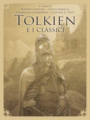 Copertina del libro Tolkien e i classici