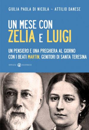 Copertina del libro Un mese con Zelia e Luigi
