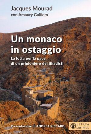Copertina del libro Un monaco in ostaggio
