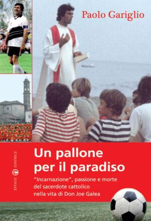 Copertina del libro Un pallone per il paradiso