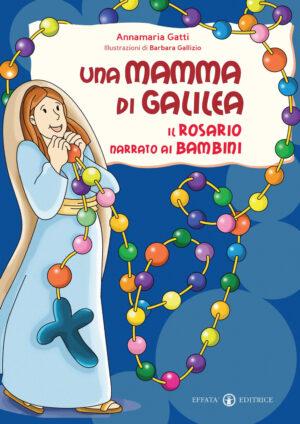 Copertina del libro Una mamma di Galilea