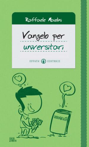 Copertina del libro Vangelo per universitari