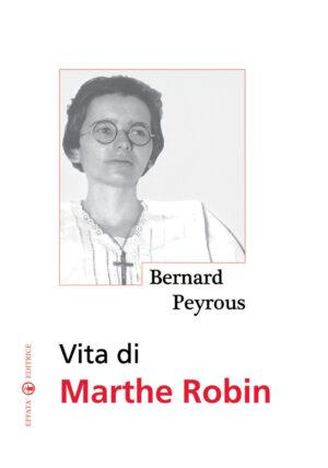 Copertina del libro Vita di Marthe Robin